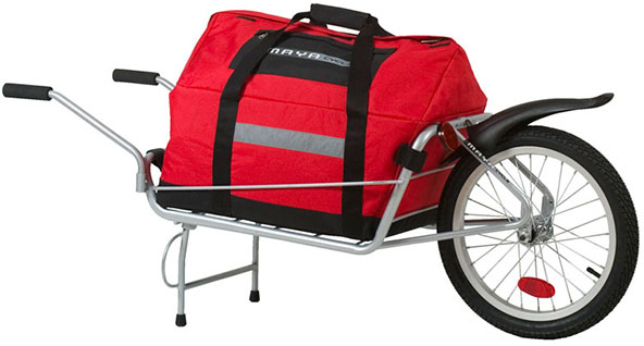Maya Cycle bike trailer wheelbarrow