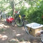 Maya Cycle trail riding