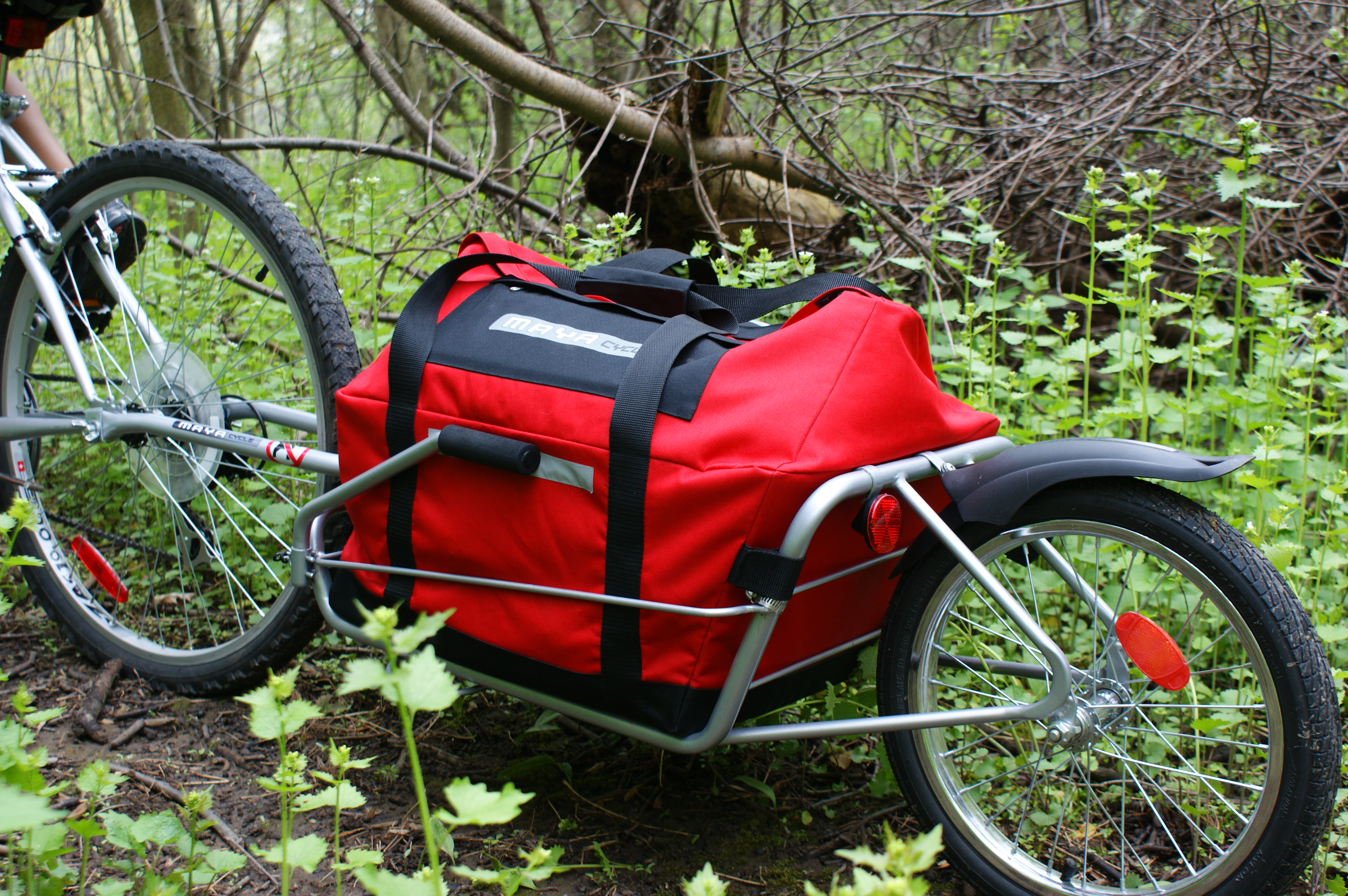New Bicycle Camper  Wide Path Camper