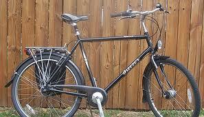 Commuting Bike