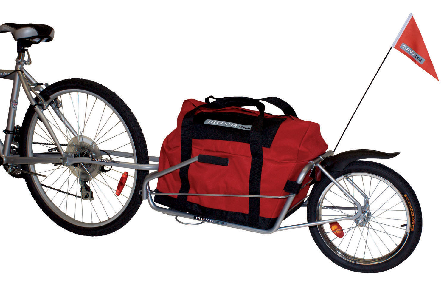 Maya Cycle Bicycle Trailer