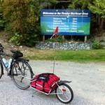 Maya Cycle road trip