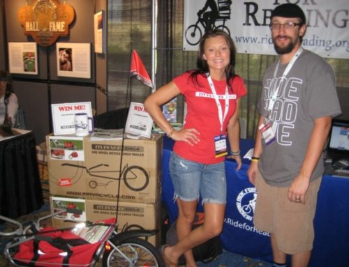 Ride for Reading | Interbike 2011
