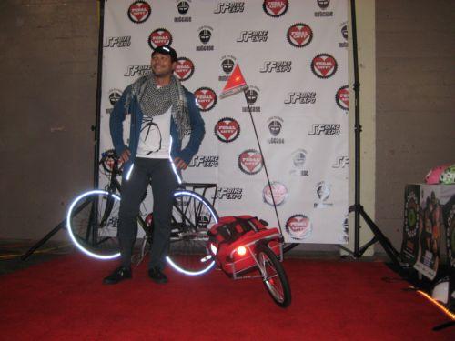 Pedal Savvy Fashion Show