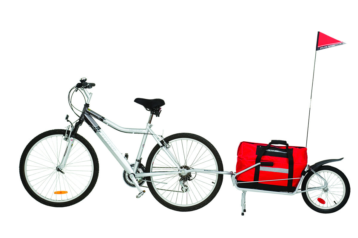 Bob bike trailer vs Maya Cycle trailer   The Difference - Maya Cycle