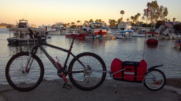 Bike Trailer Maya Cycle