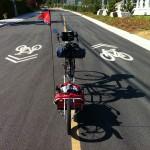 Bike Trailer Touring