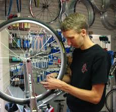 best bike shop bike mechanic