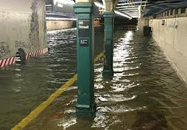 Hurrican Sandy Flood