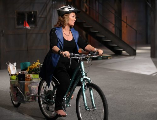 Maya Cycle Bike Trailers on CBC Dragons Den
