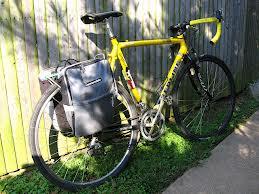 cross-bike converted into the best commuter bike