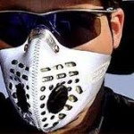 cycling mask for air pollution