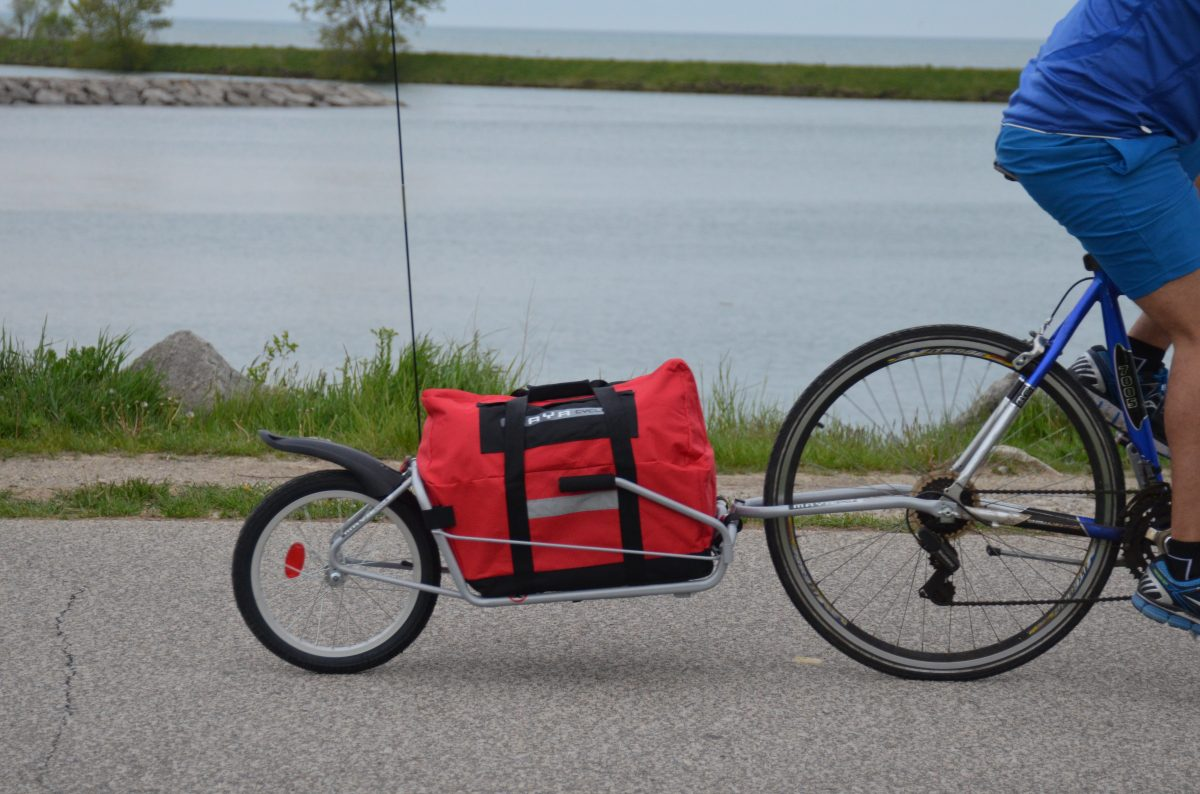 View Our Gallery To See Our Bike Trailer Images In Action