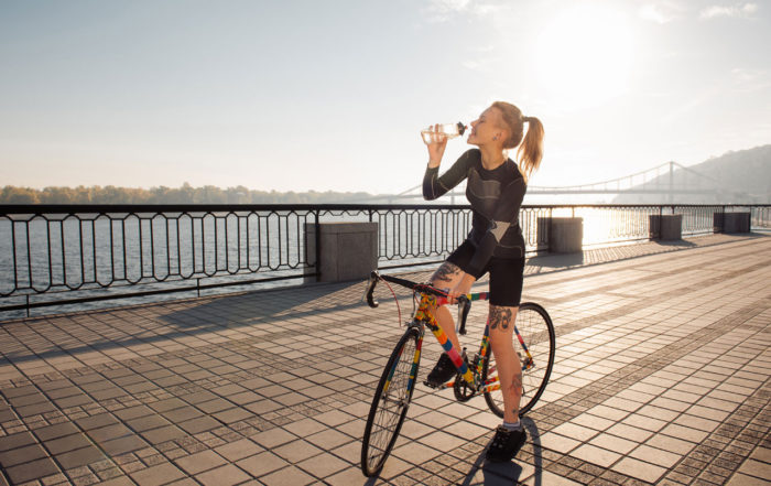 Hydration and Cycling | How and When