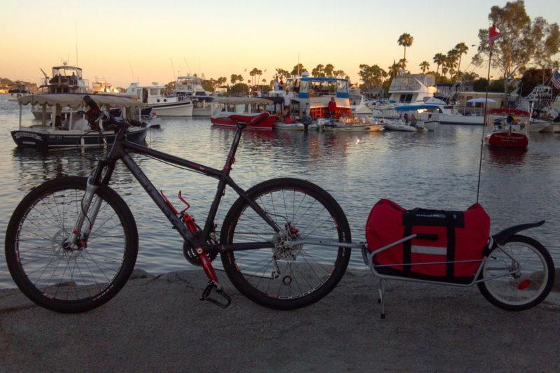 Bike Trailer Chumba Bike