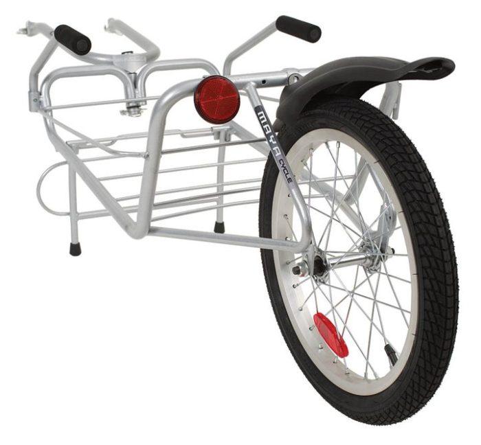 Maya Cycle Bike Trailer Backend